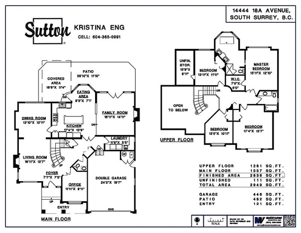 PROFESSIONAL FLOOR PLANS
